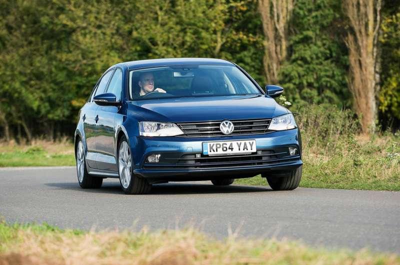 Volkswagen Jetta Mk6 yorumları