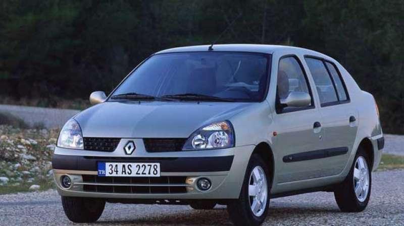 Renault Clio Symbol 1 yorumları