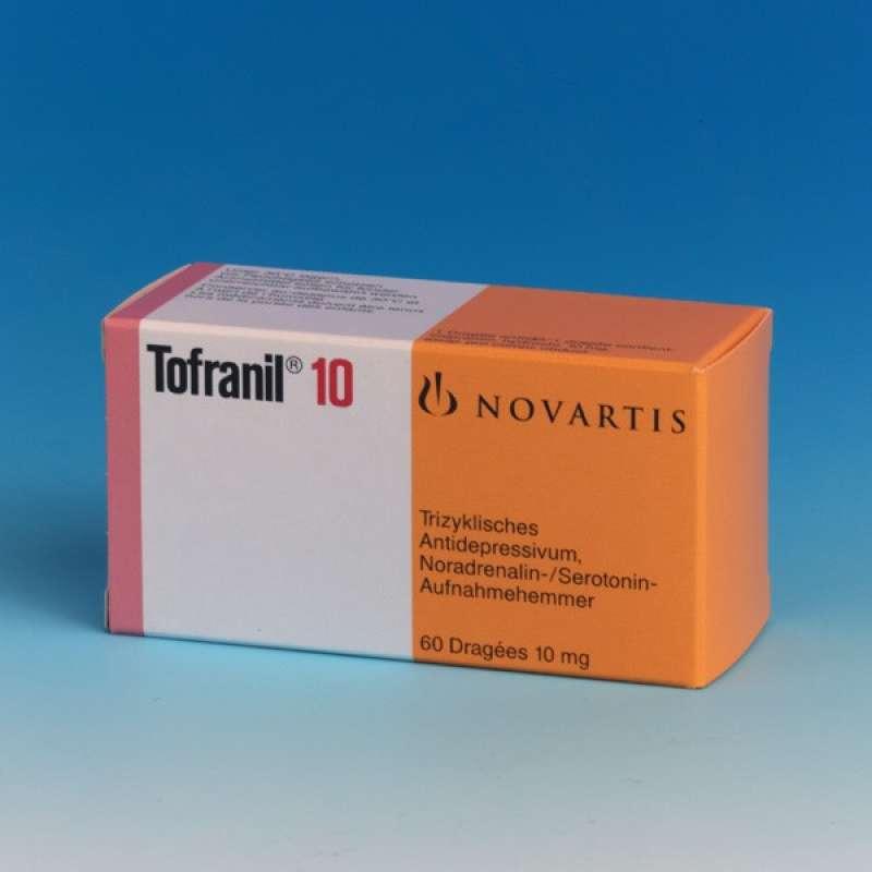 Tofranil yorumları