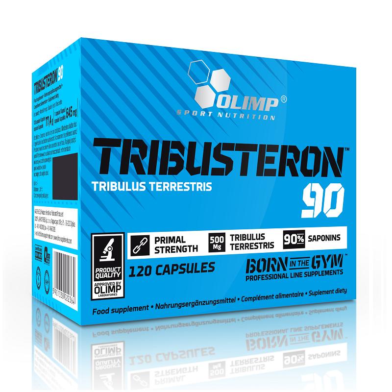 Olimp Tribusteron 90 120 Kapsül yorumları