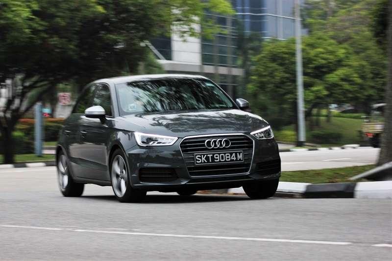 Audi A1 yorumları