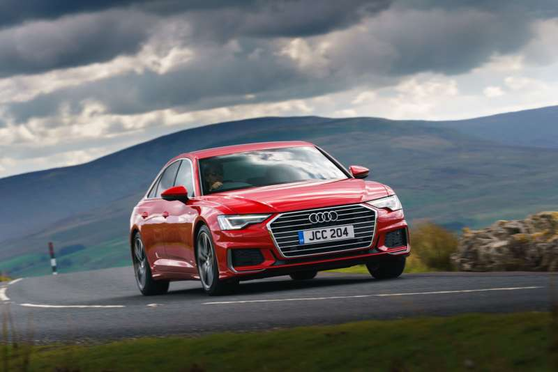 Audi A6 yorumları