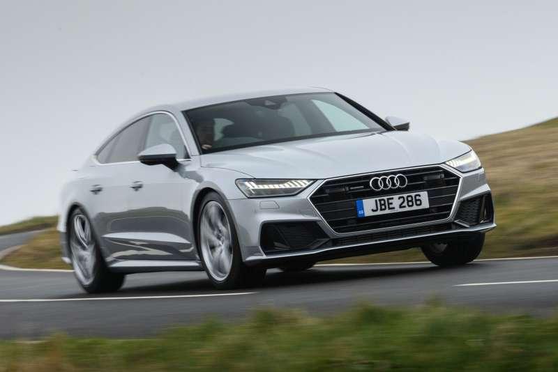 Audi A7 yorumları