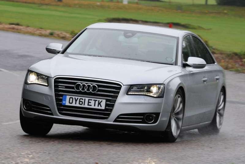 Audi A8 3.Nesil yorumları