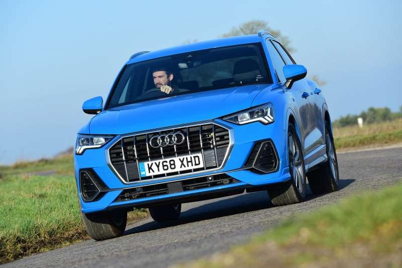 Audi Q3 yorumları