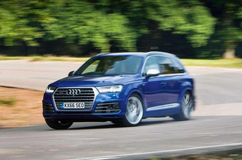 Audi Q7 2.Nesil yorumları