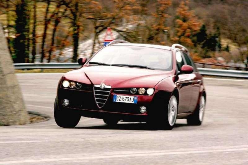 Alfa Romeo 159 yorumları