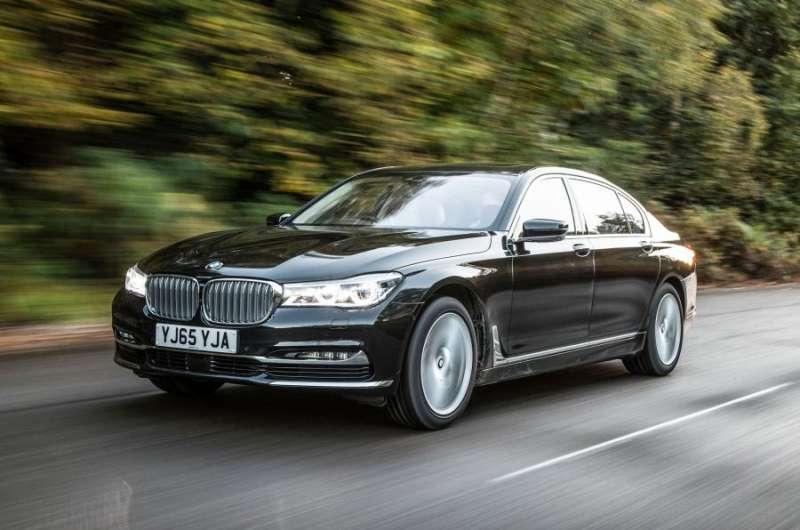 BMW 7 Serisi G11 yorumları