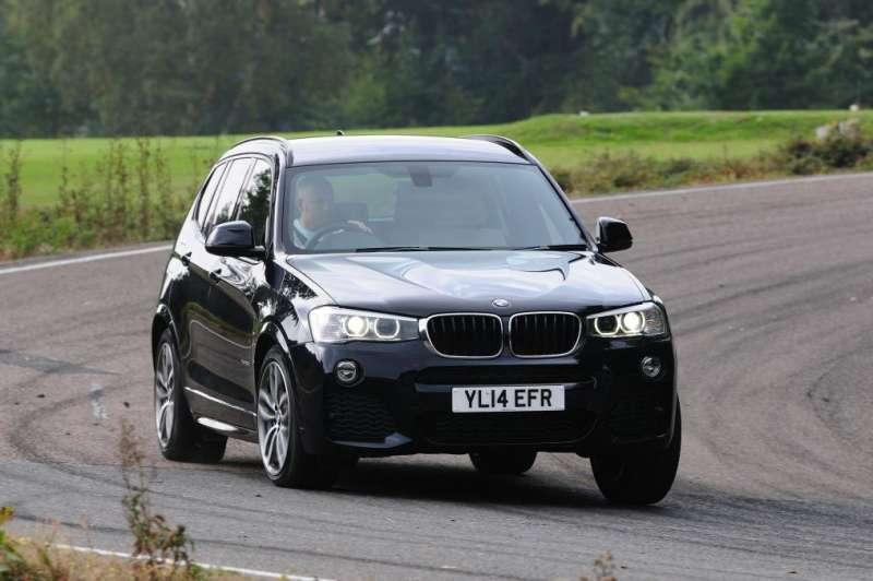 BMW X3 yorumları