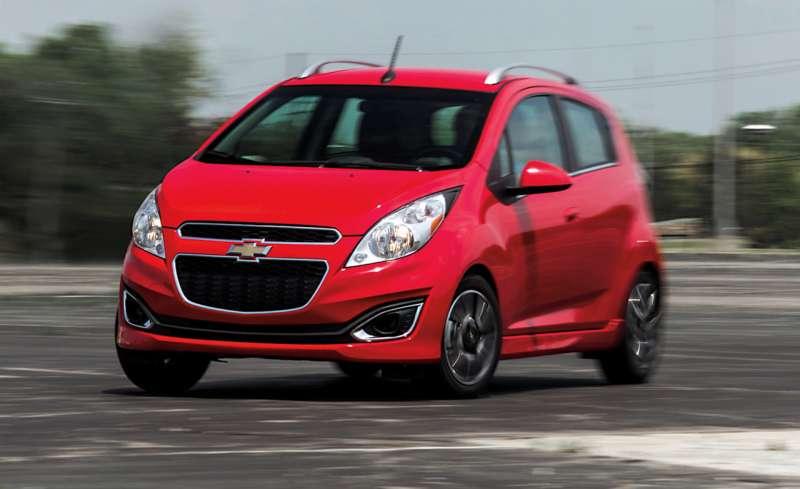 Chevrolet Spark yorumları