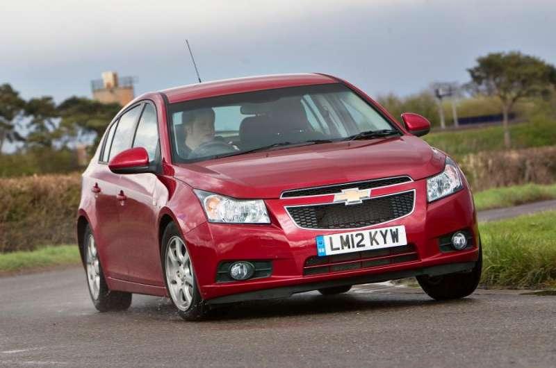 Chevrolet Cruze yorumları