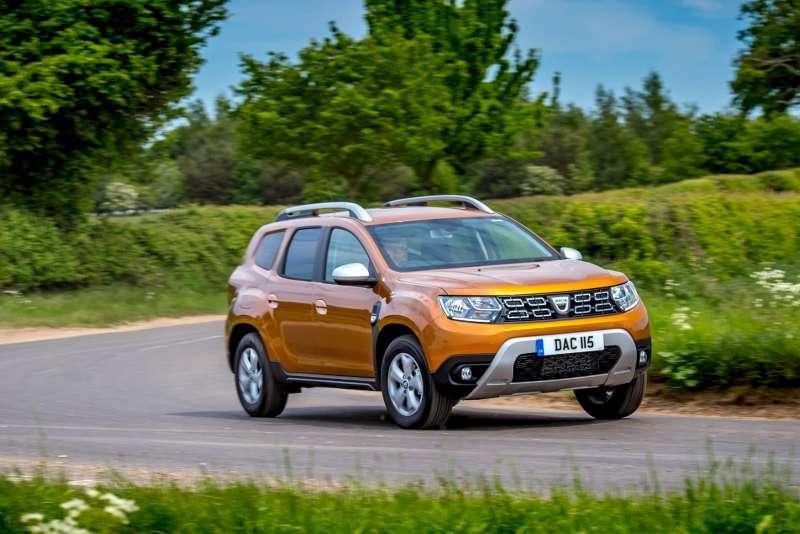 Dacia Duster yorumları