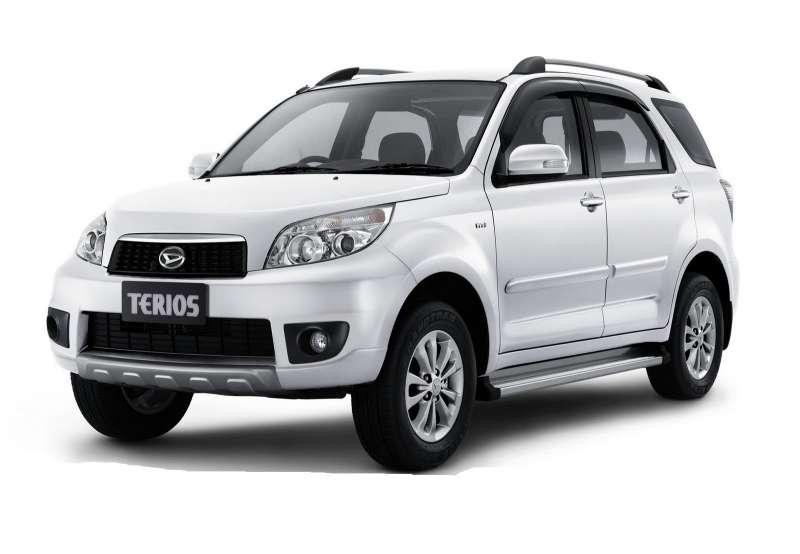 Daihatsu Terios yorumları