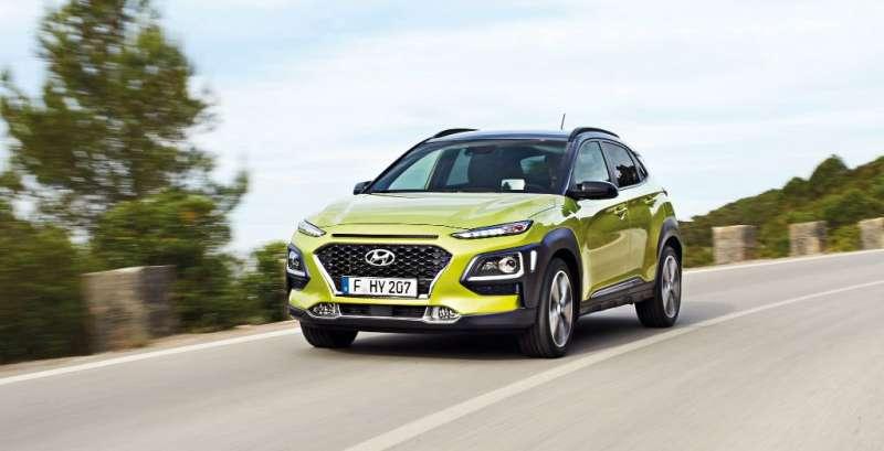 Hyundai Kona yorumları