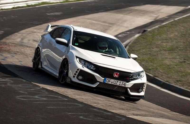 Honda Civic Type-R FK8 yorumları