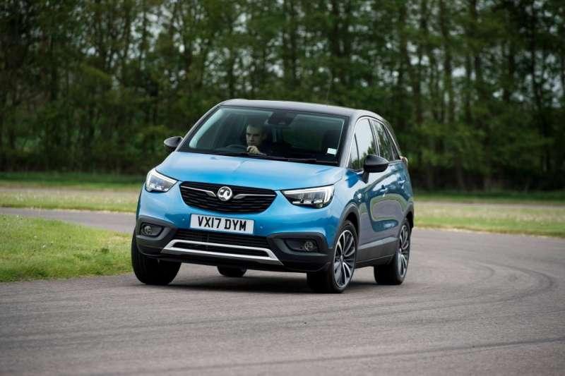 Opel Crossland X yorumları