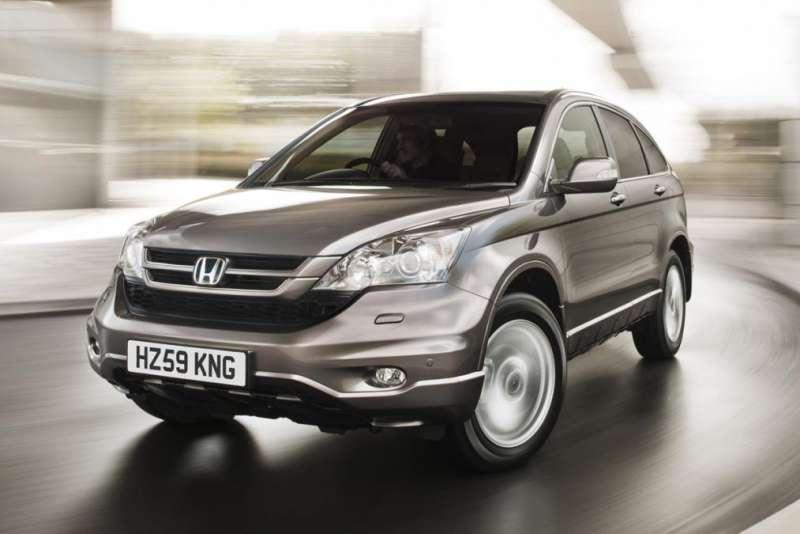 Honda CR-V 3.Nesil yorumları