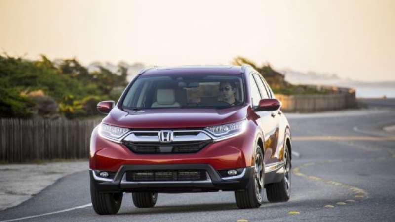 Honda CR-V 5.Nesil yorumları