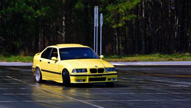 BMW M3 E36 yorumları