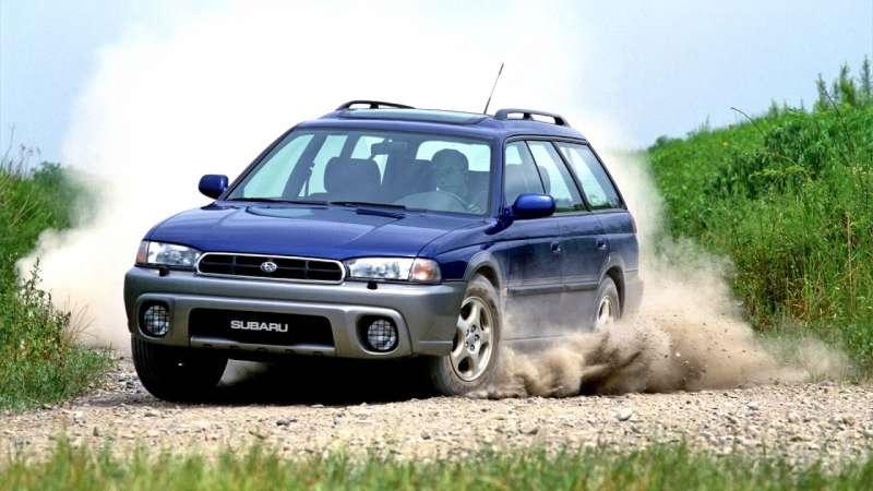 Subaru Outback 1.Nesil yorumları