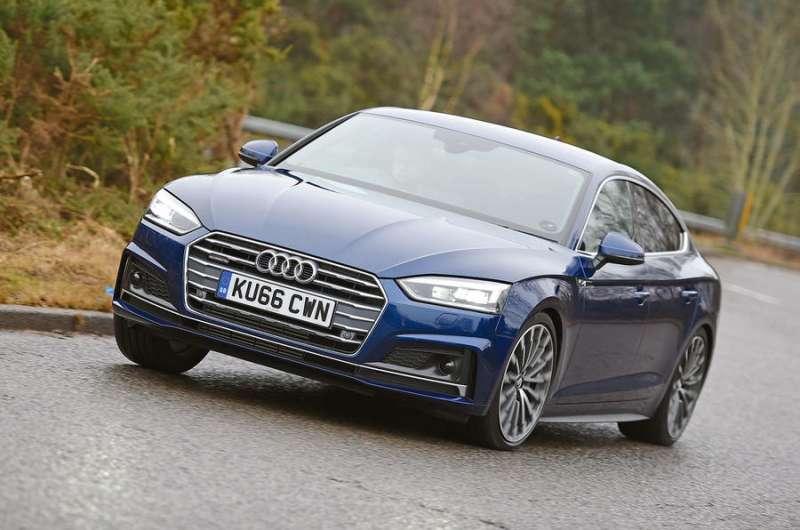 Audi A5 2.Nesil yorumları