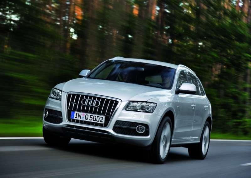 Audi Q5 1.Nesil yorumları