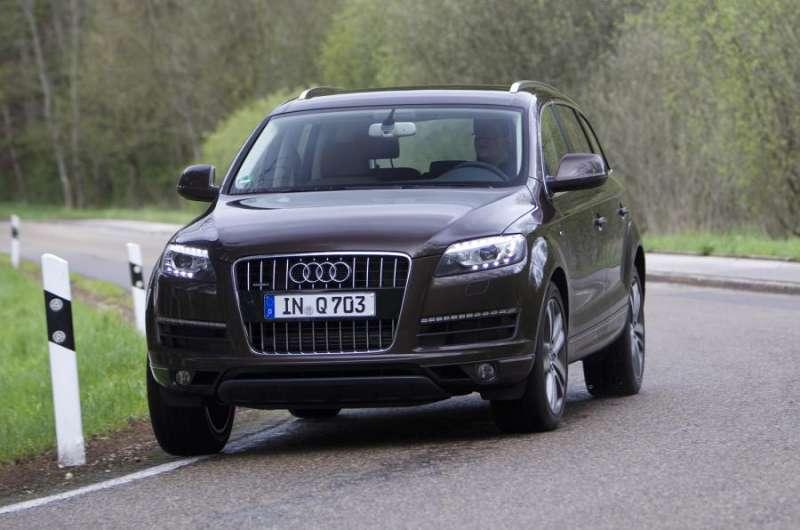 Audi Q7 1.Nesil yorumları