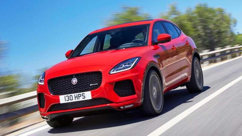 Jaguar E-Pace yorumları