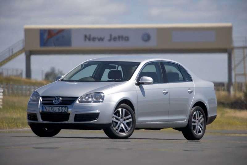 Volkswagen Jetta Mk5 yorumları