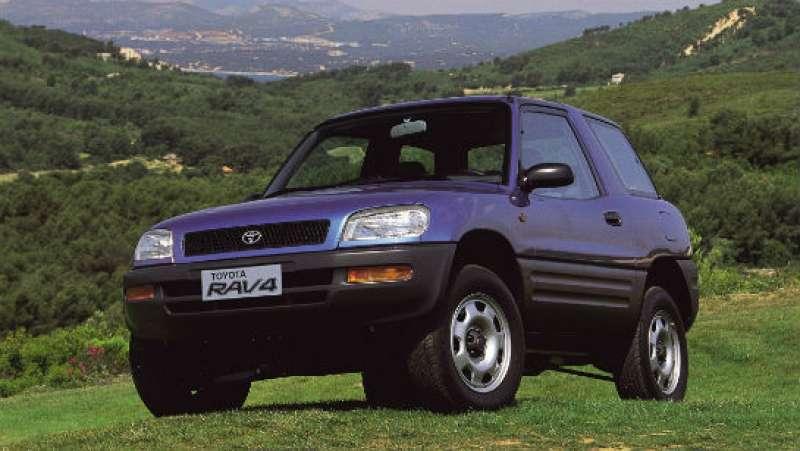 Toyota RAV4 1.Nesil yorumları