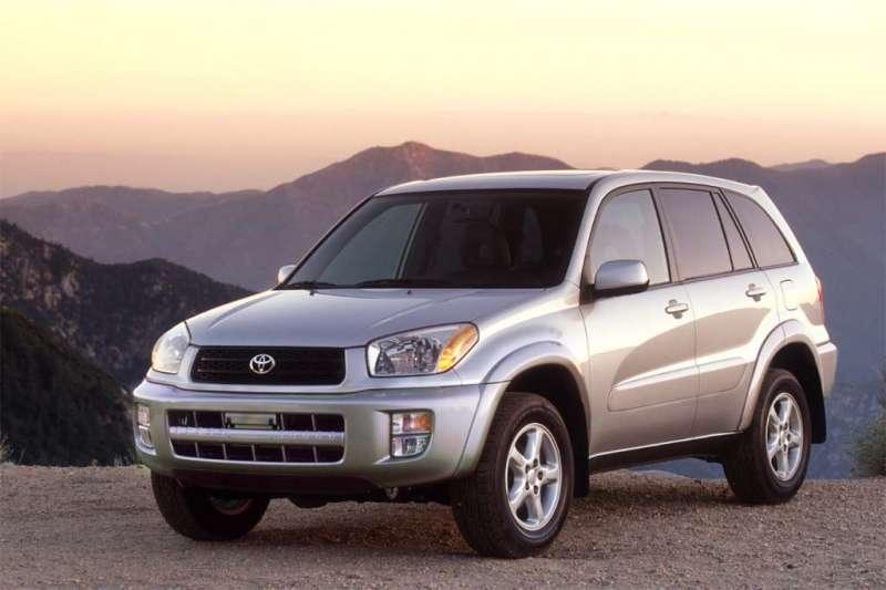 Toyota RAV4 2.Nesil yorumları