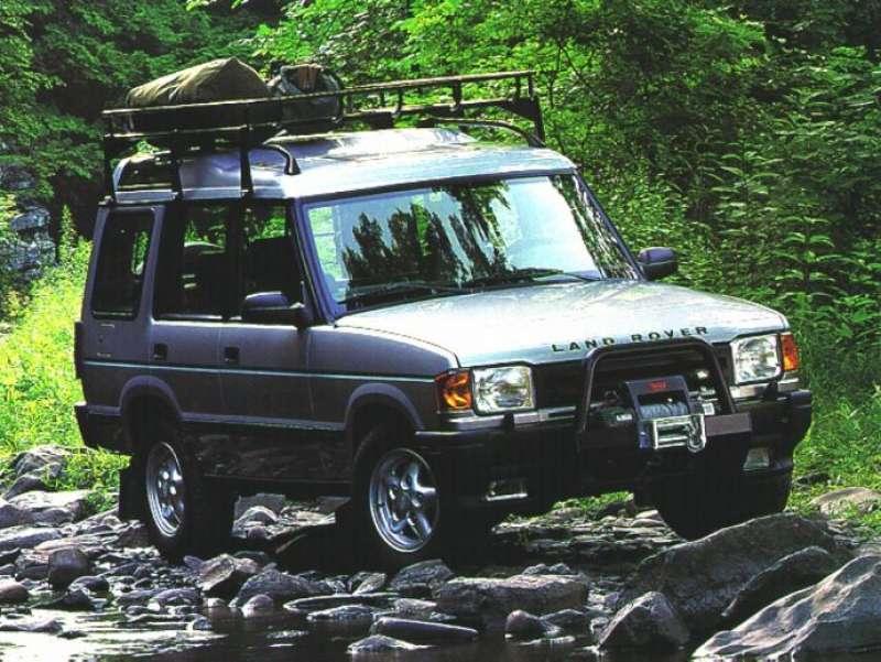 Land Rover Discovery 1 yorumları