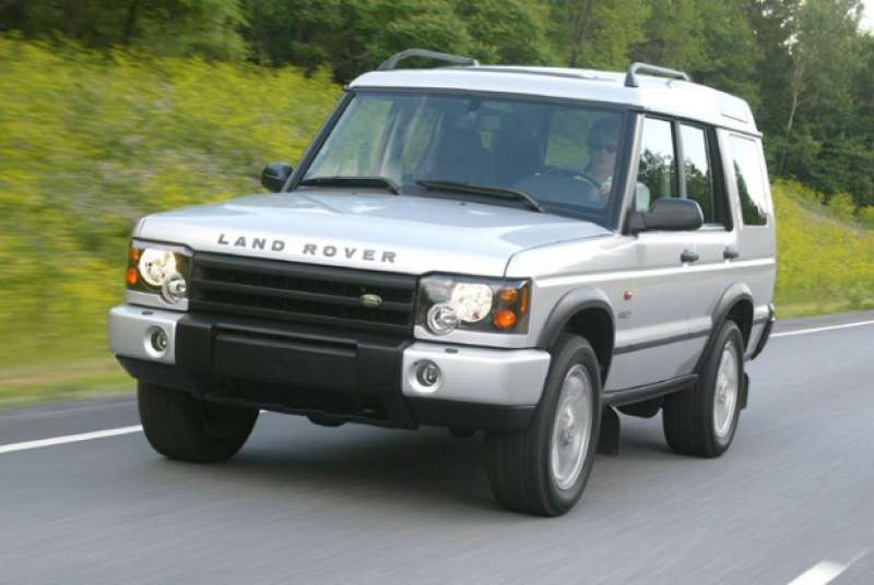 Land Rover Discovery 2 yorumları
