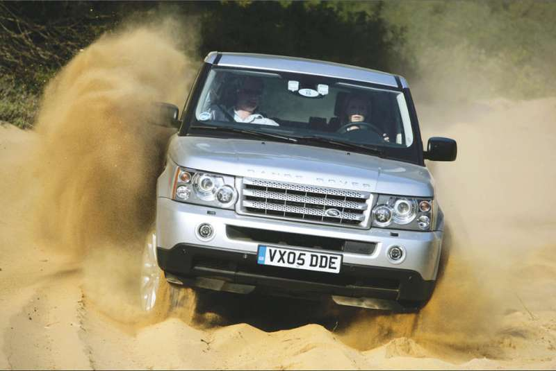 Land Rover Discovery 3 yorumları
