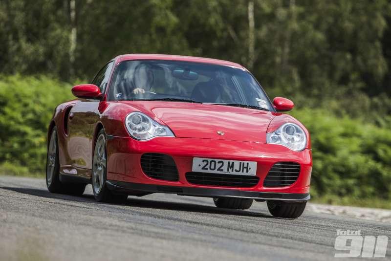 Porsche 911 996kasa yorumları
