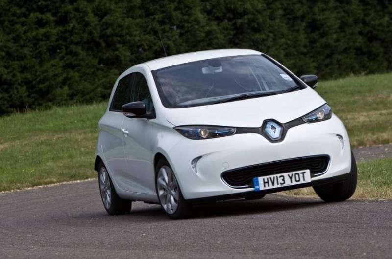 Renault ZOE yorumları