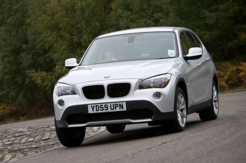 BMW X1 E84 yorumları