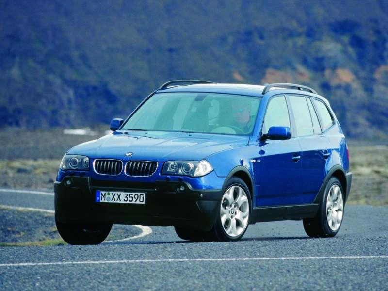 BMW X3 E83 yorumları