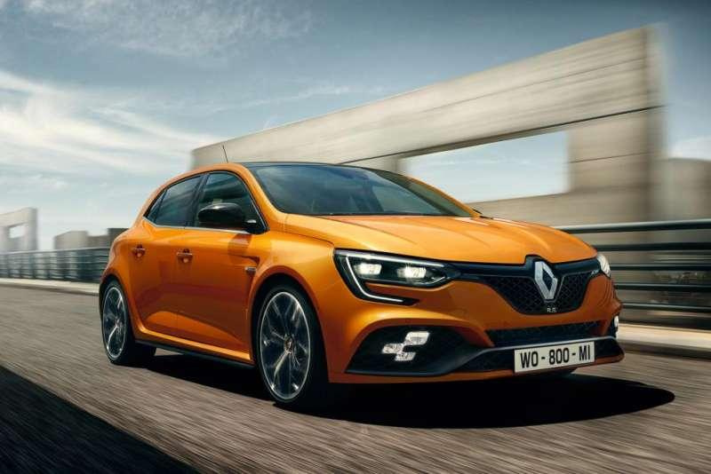 Renault Megane 4 RS yorumları
