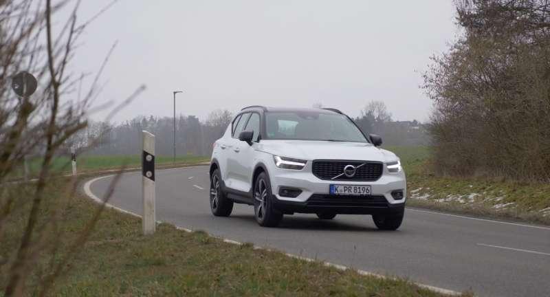 Volvo XC40 yorumları