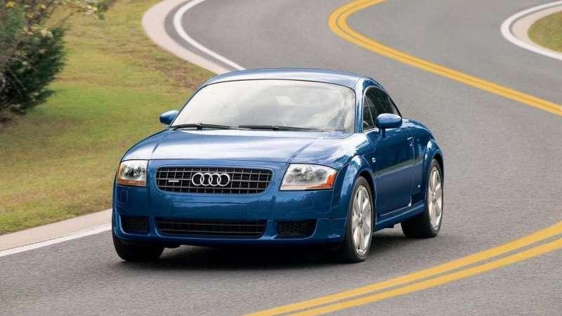 Audi TT 1.Nesil yorumları