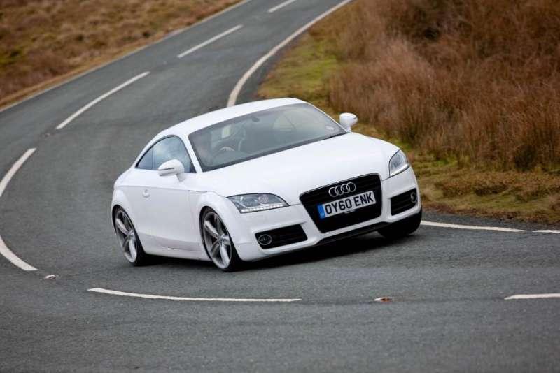 Audi TT 2.Nesil yorumları