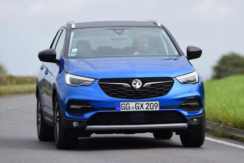 Opel Grandland X  yorumları