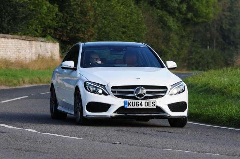 Mercedes C Serisi W205 yorumları