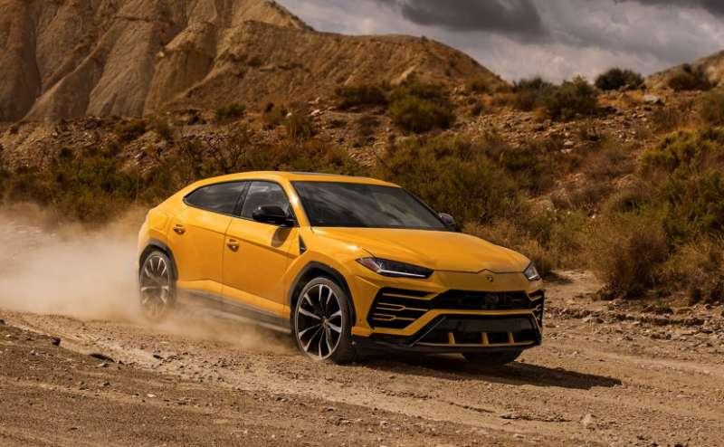 Lamborghini URUS  yorumları