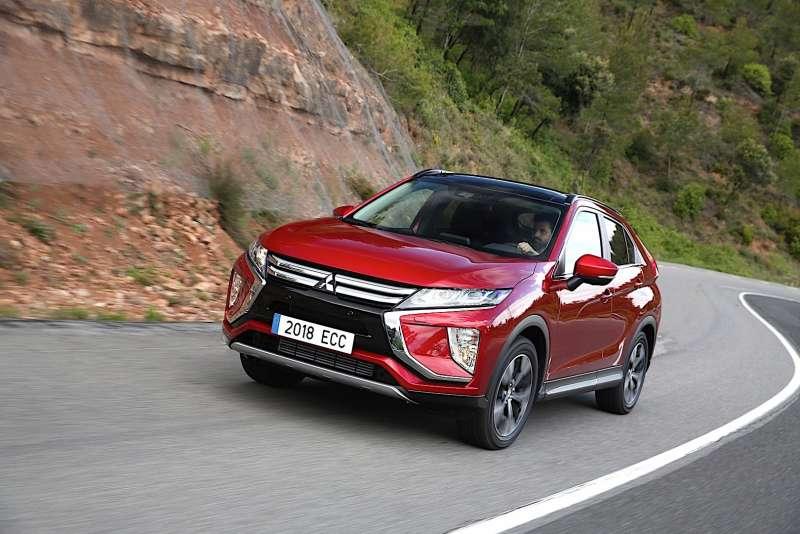 Mitsubishi Eclipse Cross  yorumları