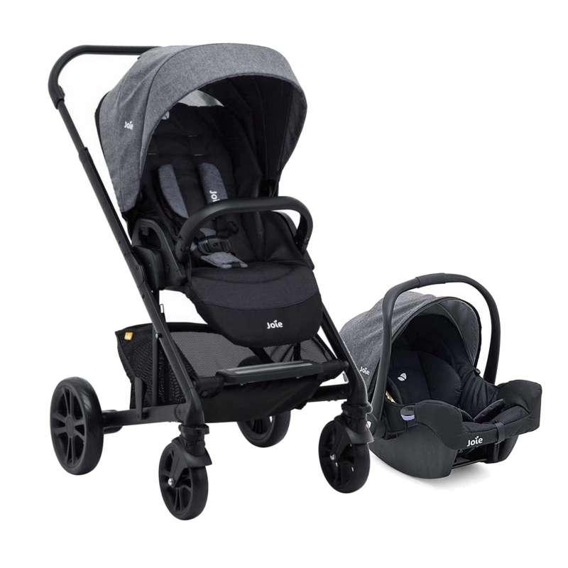 Joie Chrome Travel Sistem Bebek Arabası yorumları
