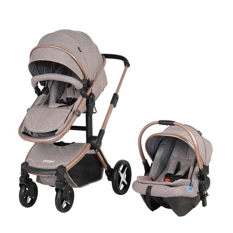 Prego Baby Prego Quatro Travel Sistem Bebek Arabası yorumları