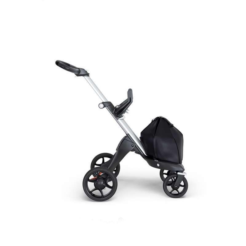 Stokke V6 Bebek Arabası Gri Şase Siyah Deri Tutma Kollu yorumları