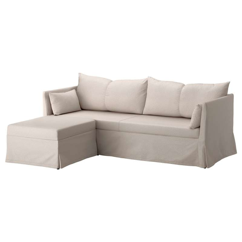IKEA SANDBACKEN 3'lü köşe kanepe yorumları